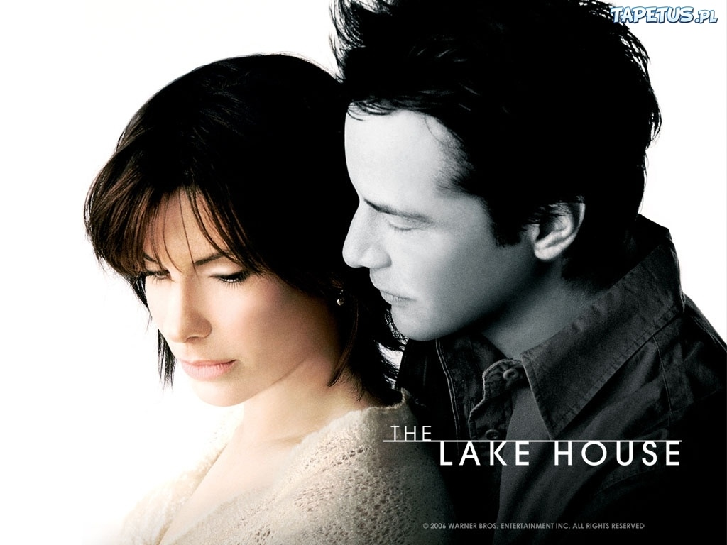 The lake house keanu reeves sandra bullock plakat for The lake housse
